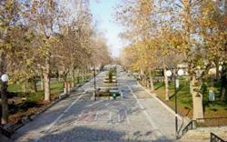 Φθινόπωρο στο πάρκο Αλκαζάρ